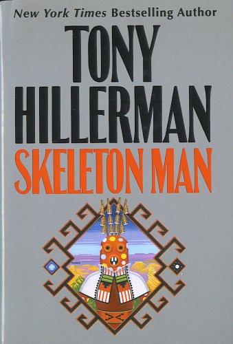 Skeleton Man (Navajo Mysteries, #17)