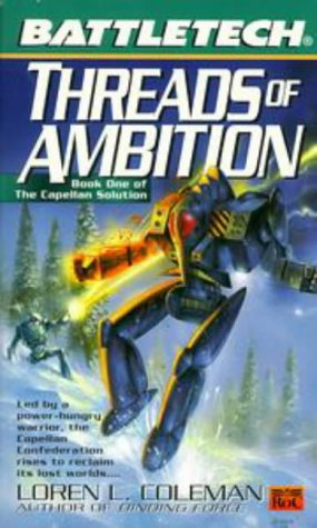 Threads of Ambition by Loren L. Coleman