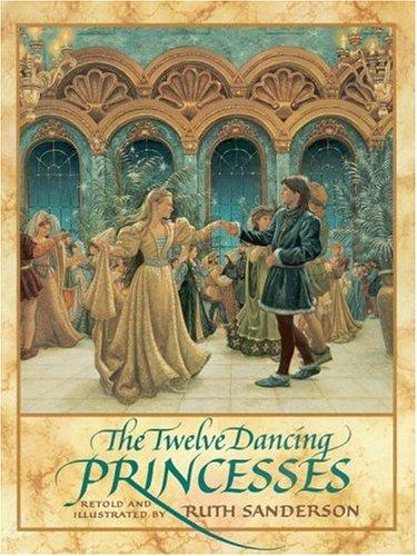 Fairy Tale Picture Books Shelf