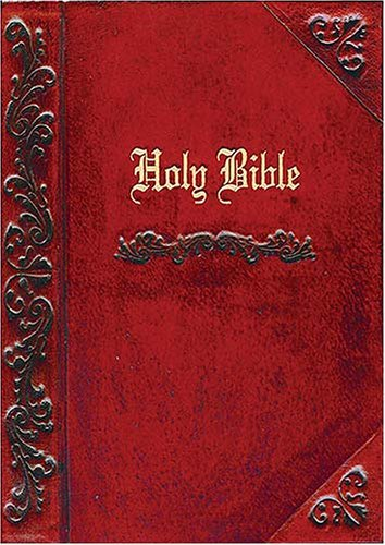 Holy Bible: KJV Antique Family Bible