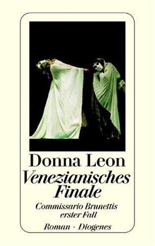 Venezianisches Finale by Donna Leon