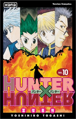 Hunter X Hunter, tome 10