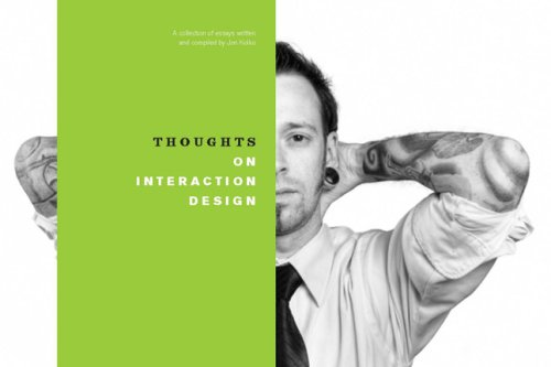 Thoughts on Interaction Design by Jon Kolko