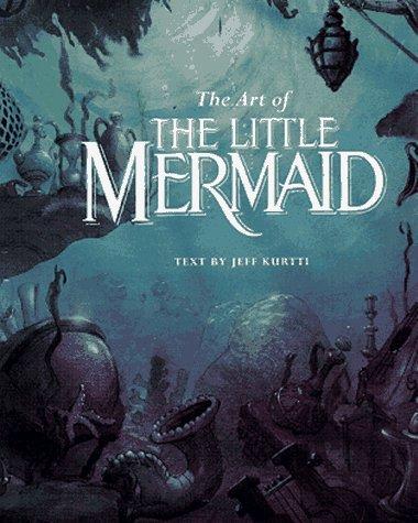 The Art Of The Little Mermaid: A Disney Miniature (Disney Miniature)