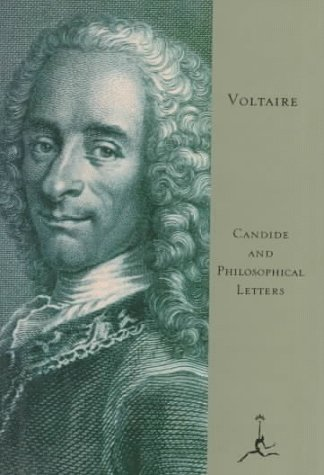 Candide and Philosophical Letters