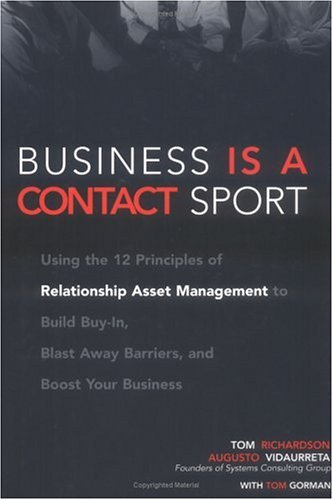 29ec40da3 Business is a Contact Sport by Tom Richardson