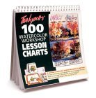 100 Watercolor Workshop Lesson Charts
