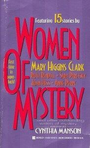 Women of Mystery by Cynthia Manson