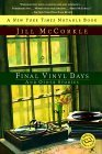 Final Vinyl Days by Jill McCorkle