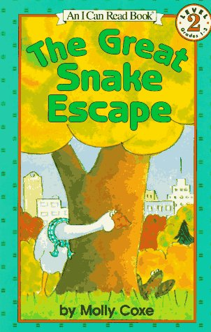 The Great Snake Escape by Molly Coxe