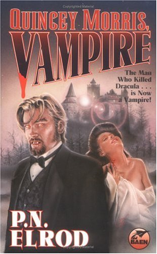 Quincey Morris, Vampire by P.N. Elrod