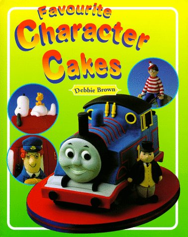 Favorite Character Cakes