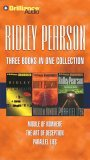 Ridley Pearson Collection 2: Middle of Nowhere, The Art of Deception, Parallel Lies