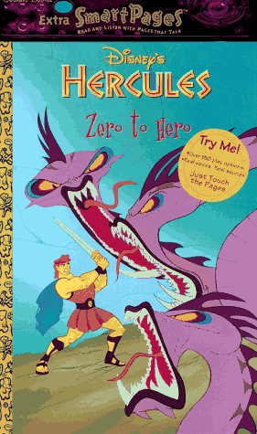 Hercules Zero to Hero (Extra Smart Pages Books)