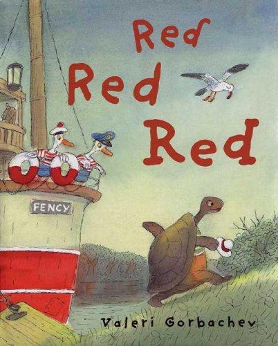Red Red Red by Valeri Gorbachev