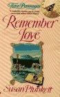 Remember Love by Susan Plunkett