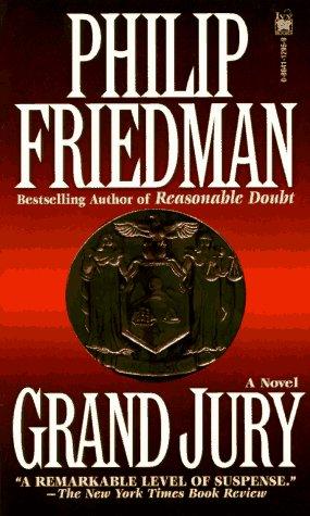 Grand Jury by Phillip Friedman