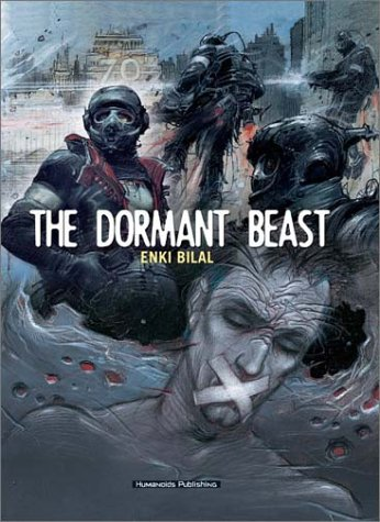 The Dormant Beast (Le Sommeil du monstre #1)