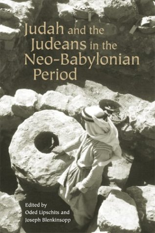 Judah and the Judeans in the Neo-Babylonian Period