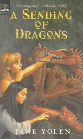Ebook A Sending of Dragons by Jane Yolen PDF!
