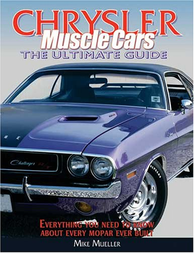 Chrysler Muscle Cars: The Ultimate Guide