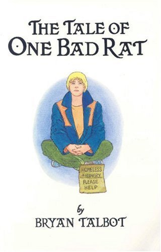 The Tale of One Bad Rat by Bryan Talbot