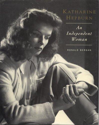 Katharine Hepburn by Ronald Bergan