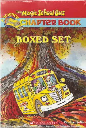 The Magic School Bus Chapter Books (#9-16)