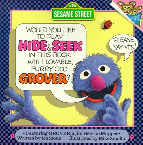 Hide and Seek: with Lovable, Furry Old Grover