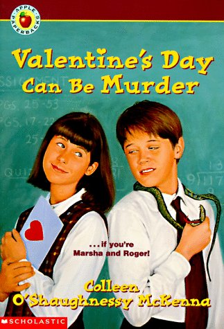 Valentines Day Can Be Murder (Marsha &am...