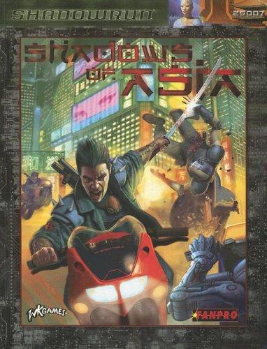 Shadowrun: Shadows of Asia (FPR25007) (Shadowrun)