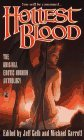 Hottest Blood: The Ultimate in Erotic Horror(Hot Blood, #3)