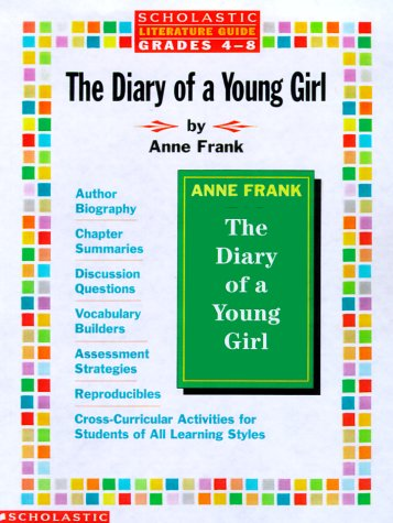 Anne Frank by Scholastic Inc.