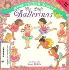 Ten Little Ballerinas