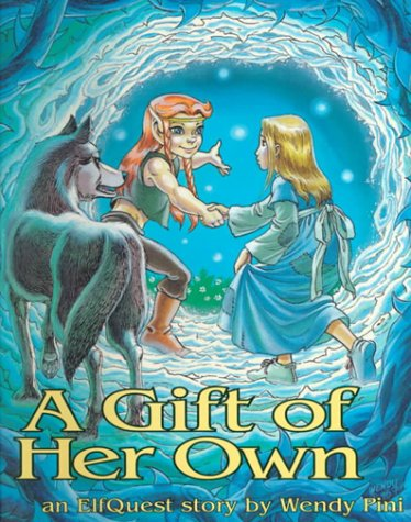 A Gift of Her Own: An Elfquest Story por Wendy Pini MOBI TORRENT 978-0936861388