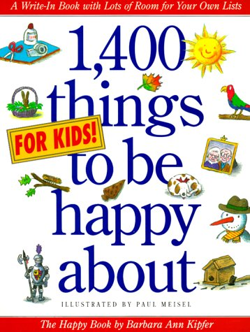 1,400 Things for Kids to Be Happy About 978-1563052385 PDF uTorrent