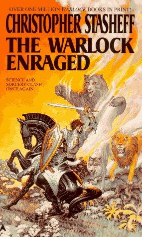 The Warlock Enraged by Christopher Stasheff