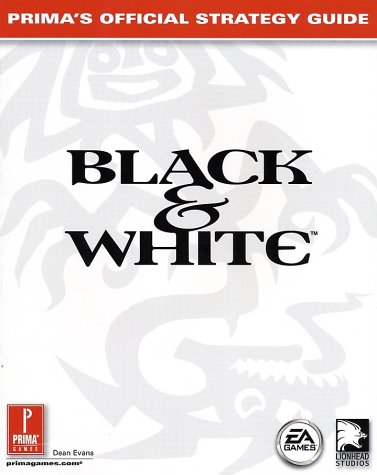 Black & White: Prima's Official Strategy Guide
