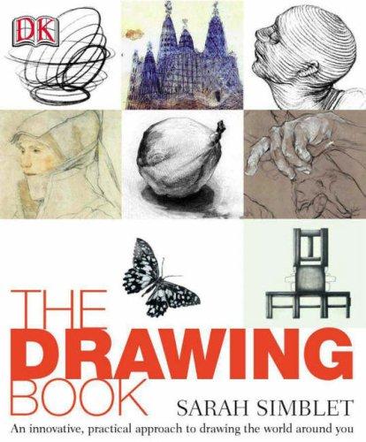 The Drawing Book by Sarah Simblet