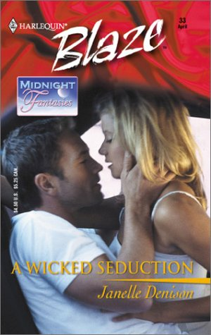 A Wicked Seduction (Midnight Fantasies #5)