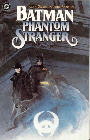 Batman: Phantom Stranger