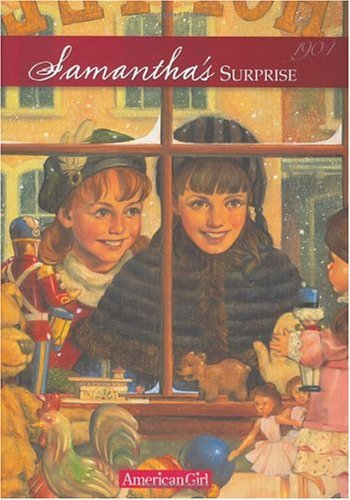 Samantha's Surprise: A Christmas Story (American Girls: Samantha, #3)