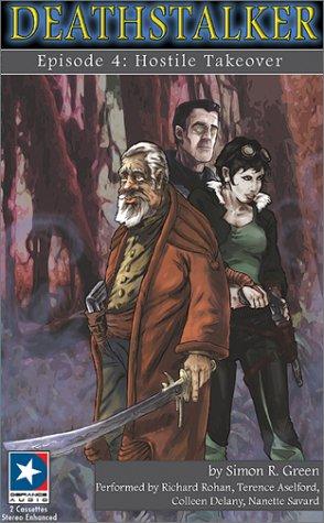 Hostile Takeover (Deathstalker, #4)
