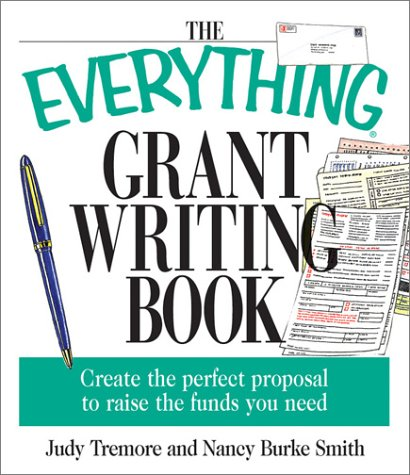 Everything Grant Writing by Nancy Burke Smith