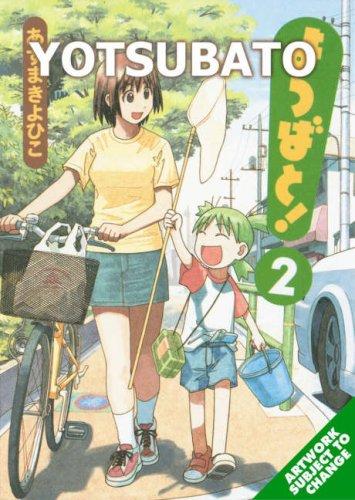 Yotsuba&!, Vol. 02 by Kiyohiko Azuma
