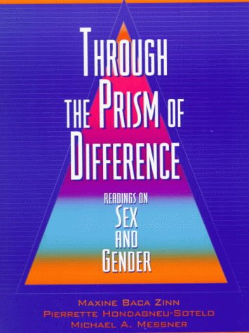 Through the Prism of Difference: Readings on Sex and Gender