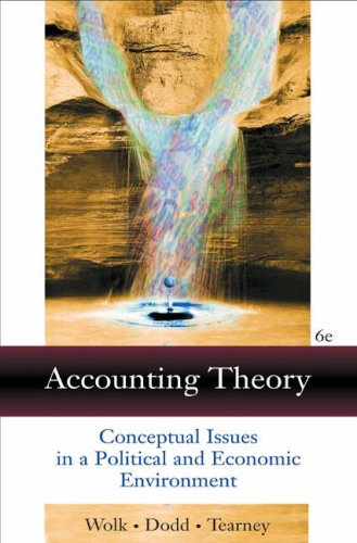 Accounting theory conceptual issues in a political and economic 511957 fandeluxe Images