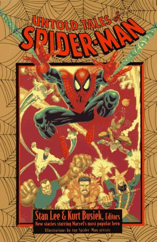 Untold Tales of Spider-Man by Stan Lee