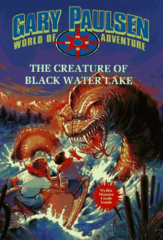 The Creature of Black Water Lake (World of Adventure, #13)