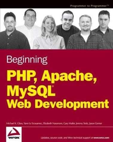 Ebook beginning php5